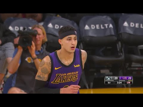 1st Quarter, One Box Video: Los Angeles Lakers vs. Brooklyn Nets