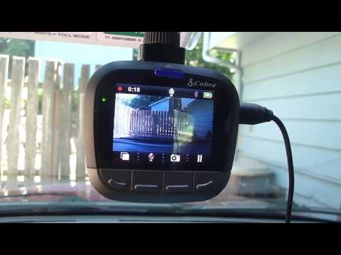 Cobra CCDC4420 Dash Cam