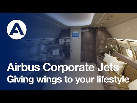 Airbus Corporate Jets: giving wings to your lifestyle