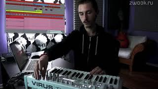 Запись синтезатора в реальном времени