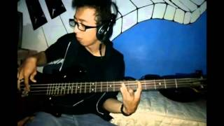 Mawarku - Funky kopral ( Bass Cover )