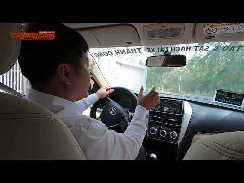 Bài Cách Khởi Hành Xe Trên Đường Bằng. Hướng Dẫn Học Lái Xe Ô tô cho người mới bắt đầu.