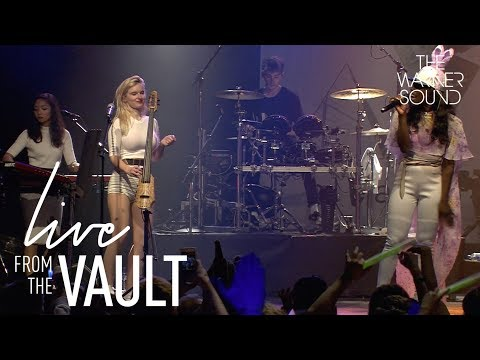 Clean Bandit - Rather Be [Live From The Vault]