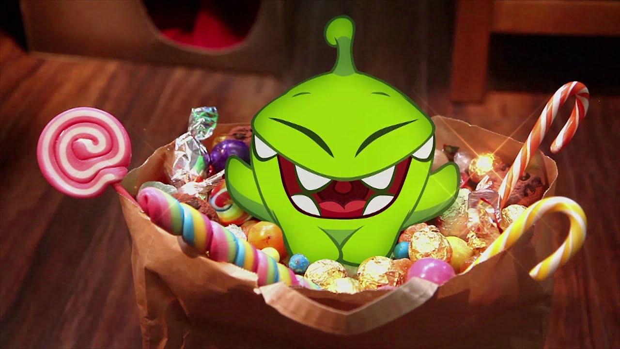 Ам Ням - Все серии про хэллоуин