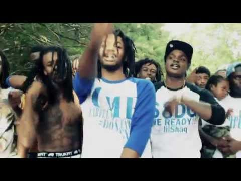 Lil Shaq Featuring Donkey Cartel - We Ready (Official Music Video) Produced By DiorRage