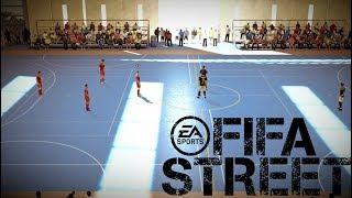FUTSAL - BAYERN X BORUSSIA DORTMUND - FIFA STREET