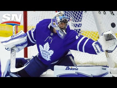 Did The Toronto Maple Leafs Make The Right Call In Goal? | Hockey Central at Noon