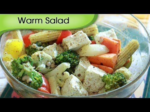 Easy recipes vegetable salad