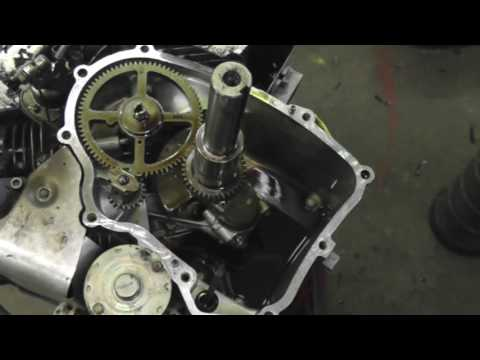 How To Replace The Sump Gasket On A Briggs V-Twin Intek Engine with Taryl