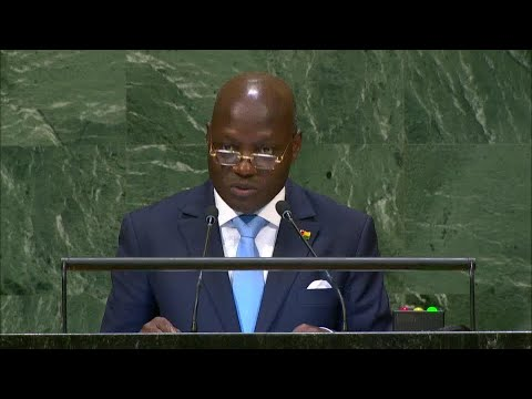 🇬🇼 Guinea-Bissau - President Addresses General Debate, 73rd Session