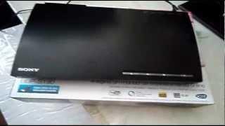 Blu-ray  Sony BDP S 190  FULL HD  Configuracion