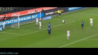 Video Gol Pertandingan Inter Milan vs Palermo