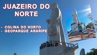 Colina do Horto - Geoparque Araripe - Juazeiro do Norte - Ceará
