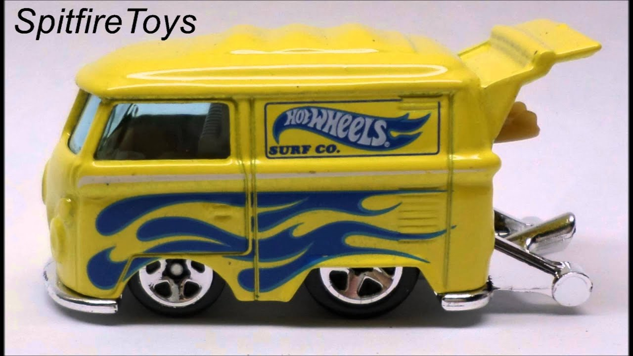 2016 hot wheels vw 5 pack by spitfire toys youtube. Black Bedroom Furniture Sets. Home Design Ideas