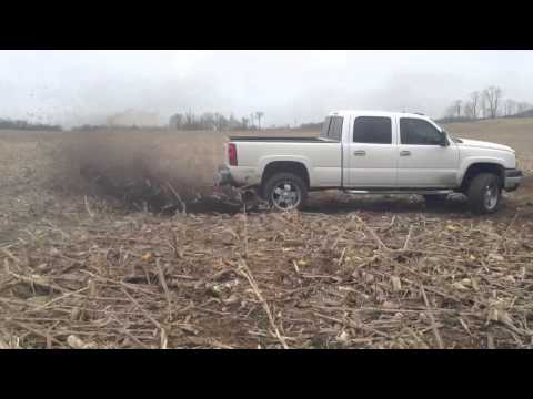 Duramax smoke and lope
