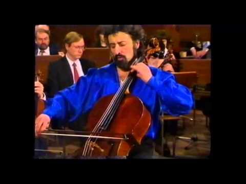 Dvorak Cello Concerto Mischa Maisky RSO Saarbrücken/Chung 1984