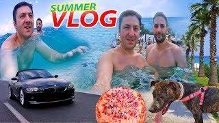 Summer Vlog 2018 με τον Γιάννη στην Χαλκιδική! #Internet4u
