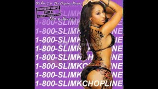 Pretty Ricky - ON THE HOTLINE (CHOPPED AND SCREWED) DJ SLIM K