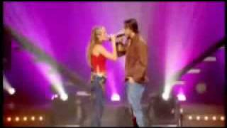 Lorie & Billy Crawford  - Say Goodbye (Live)