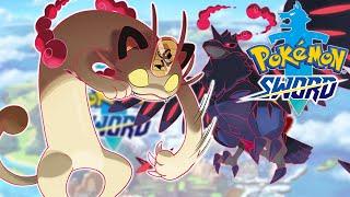 Pokemon Sword  - RAIDY, CZYLI ŁAPIEMY POTĘŻNE POKEMONY! [Top 1 = Litten w Fire Ash]