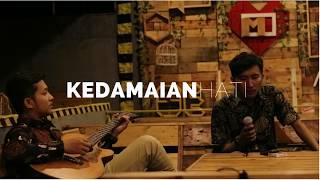 Gambar cover Ari Lasso - Kedamaian Hati (Cover) | Halik Kusuma feat Yuma