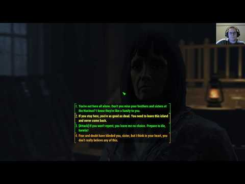 Far Harbor - 12 - Encumbrance Perks, How Do They Work?