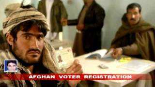 Afghan presidential elections
