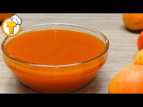 Абрикосовый джем. Очень просто и очень вкусно. (Запасы на зиму и не только).