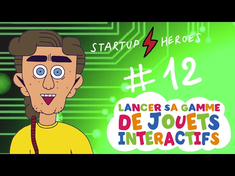 Robert lance Skynet  Startup Heroes12