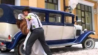 Красивая свадьба зимой! Оператор Виктор Бартов.