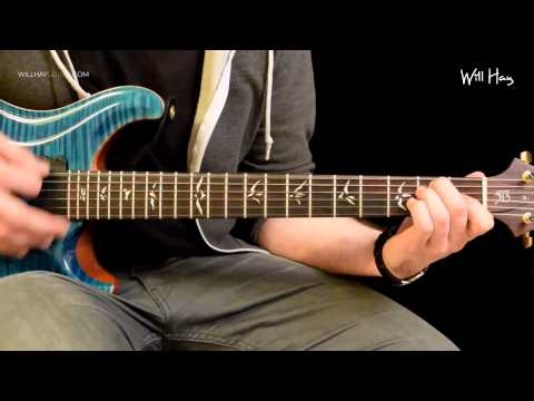 The Feast and the Famine - Foo Fighters Easy Guitar tutorial