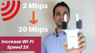 How To Increase WiFi Speed 10X With Just A Small Trick