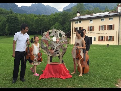 Chamber Music Dolomiti - a promo video