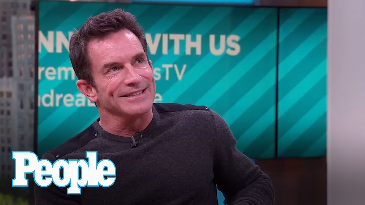 jeff probst movies and tv shows