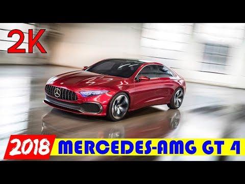 2018 Mercedes-AMG GT 4