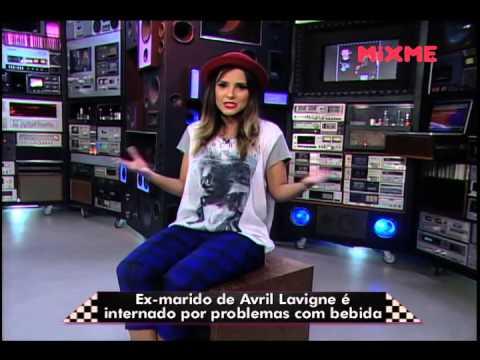 Deryck Whibley do Sum 41, ex da Avril Lavigne, hospitalizado