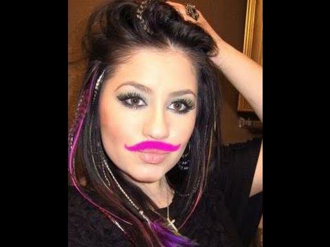 Mustache or No Mustache ?!
