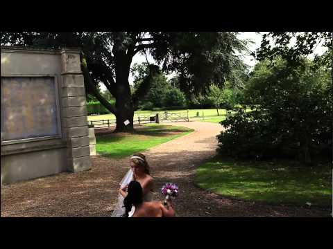 Emma + Ryan Wedding video trailer at Down Hall Hotel,  Essex