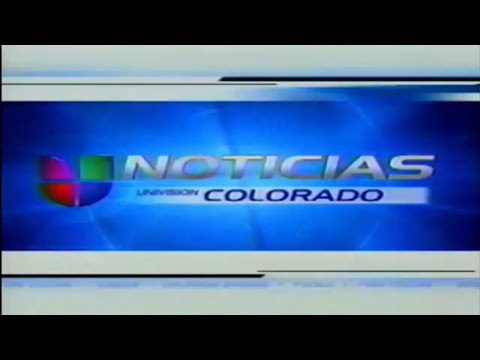 KCEC-TV Univision Colorado 5pm News Open April 27, 2005