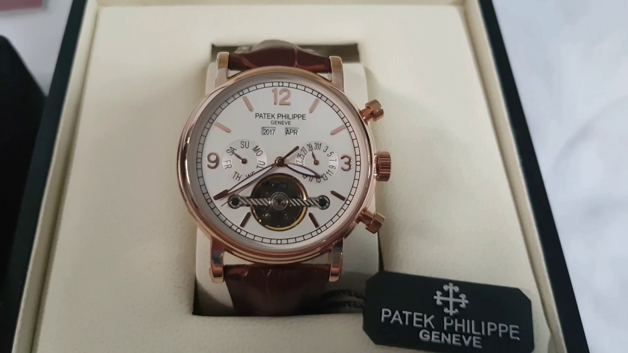 Patek Philippe Automatic P.00505289 #750 Review