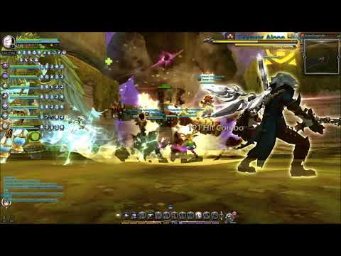 Dragon Nest SEA - Lv 95 Shooting Star in Green Dragon Nest Time Attack