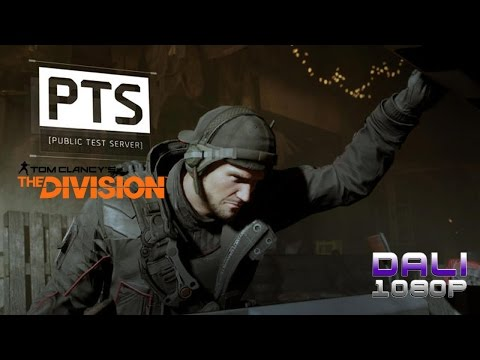 The Division Public Test Server (PTS) PC Gameplay 1080p 60fps