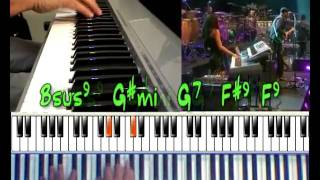 Stevie Wonder Sir Duke Chord Video