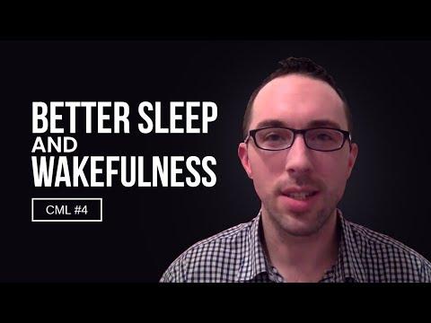 Better Sleep and Wakefulness With Basic Light Hygeine