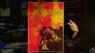 Marylin-Rambo - La sérigraphie