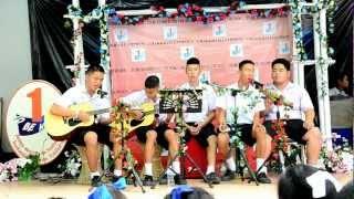 วง สล ม to be number 1 folk song ckk