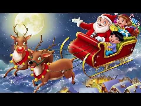Liên Khúc Nhạc Thiếu Nhi Mừng Giáng Sinh Noel 2018-ông Già Noel đi Phát Quà-noel Vui Vẻ Cho Bé 2018
