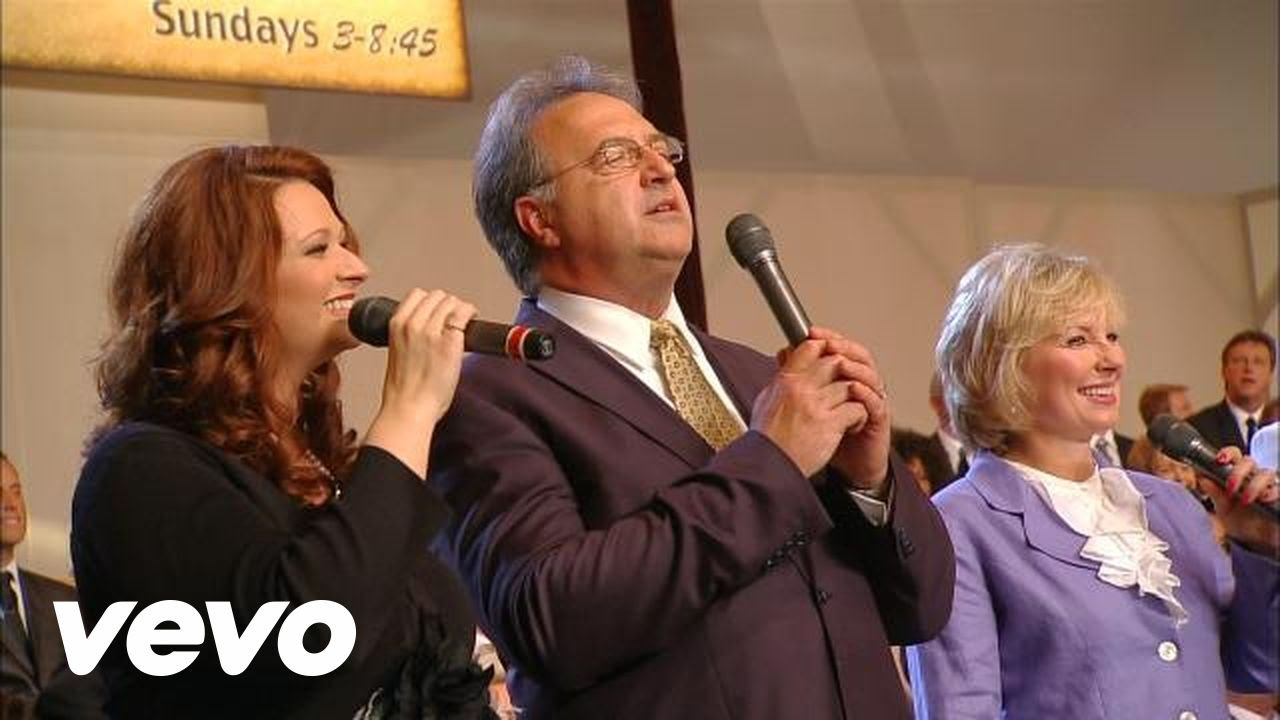 Bill Gloria Gaither Down To The River To Pray Live Youtube