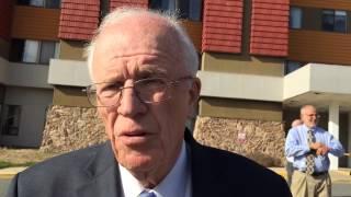Holyoke video: Hampden County Sheriff Michael Ashe