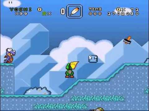 The Magic of Yoshi'-s Island